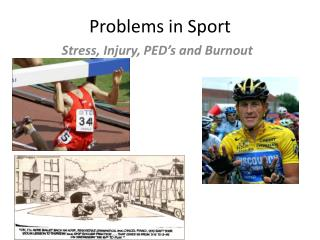 Problems in Sport