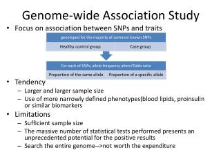 Genome-wide Association  S tudy