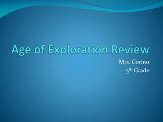 Age of Exploration Review