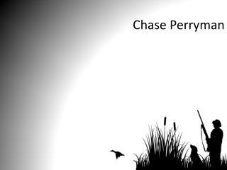 Chase Perryman