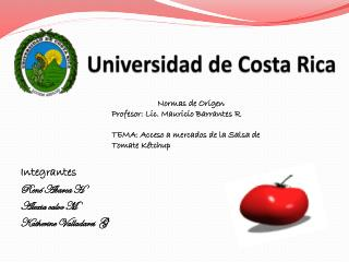 Universidad de Costa Rica