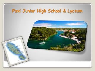 Paxi Junior High School & Lyceum
