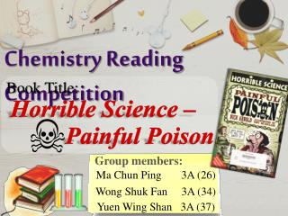 Chemistry Reading Competition