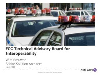 FCC Technical Advisory Board for Interoperability