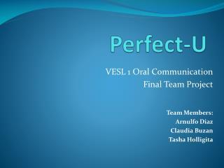 Perfect-U