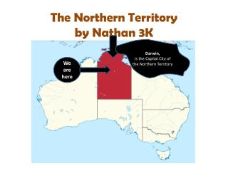 The  N orthern Territory by Nathan 3K