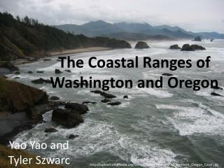 The Coastal Ranges of Washington and Oregon