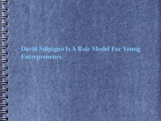 David Silipigno Entrepreneur