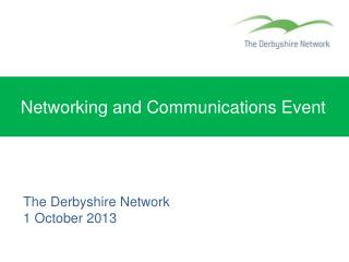 Networking and Communications Event