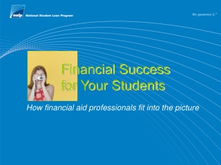 Financial Success for Your Students