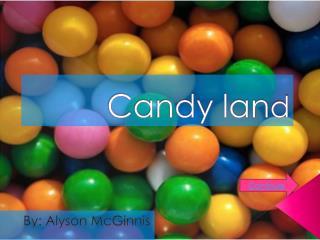 Candy lan d
