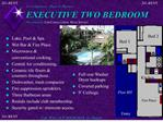 Selling an Idea or a ProductLos Caballeros - Phase 4 Warner EXECUTIVE TWO BEDROOM  Presented by LOS CABALLEROS  REAL EST