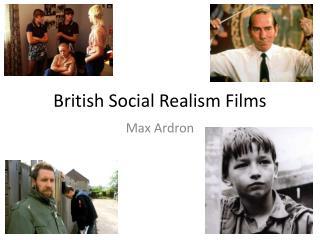British Social Realism Films