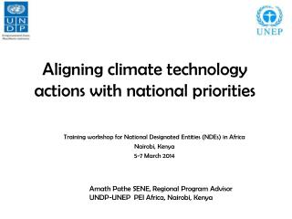 Aligning climate technology actions with national priorities