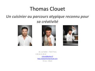 Thomas Clouet