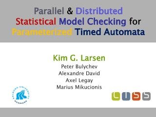 Parallel & Distributed  Statistical Model Checking  for Parameterized Timed Automata