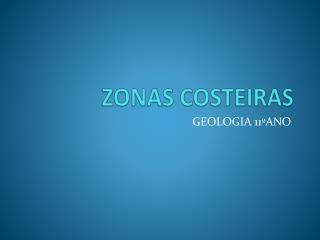 ZONAS COSTEIRAS