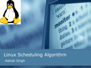 Linux Scheduling Algorithm