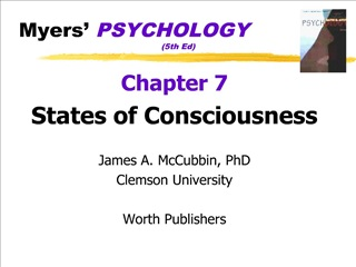 Myers  PSYCHOLOGY       5th Ed