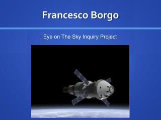 Francesco Borgo
