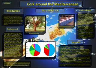 Cork around the Mediterranean