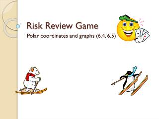 Risk Review Game