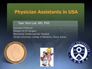 Physician Assistants in USA