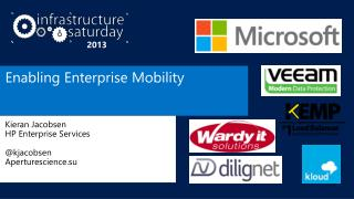 Enabling Enterprise Mobility