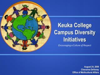Keuka College Campus Diversity Initiatives
