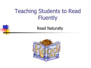 Teaching Students to Read Fluently