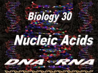 Biology 30