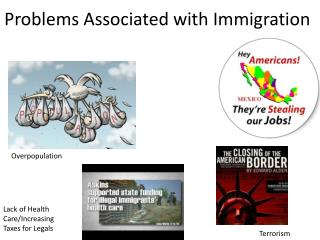 Problems Associated with Immigration