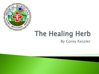 The Healing Herb