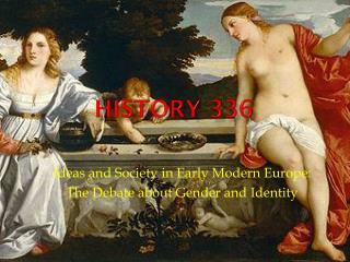 History 336