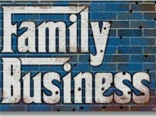 TITLE: Devoting Your Life to the Family Business
