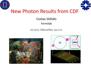 New  Photon  Results from CDF