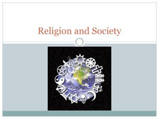 Religion and Society