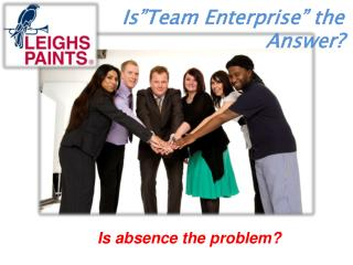 """Is""""Team Enterprise"""" the Answer?"""