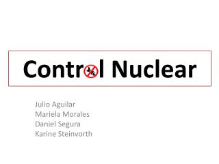 Control  Nuclear