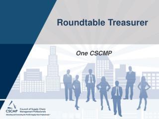 Roundtable Treasurer