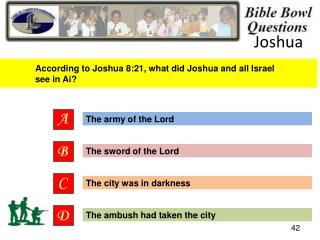 According to Joshua 8:21, what did Joshua and all Israel see in Ai?