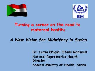 Turning a corner on the road to   maternal health;  A New Vision for Midwifery in Sudan