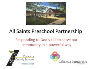 All Saints Preschool Partnership