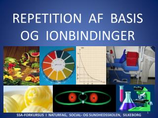 REPETITION  AF  BASIS  OG  IONBINDINGER