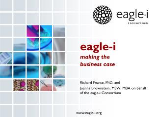eagle-i making the  business case