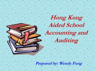 Hong Kong Aided School Accounting and Auditing