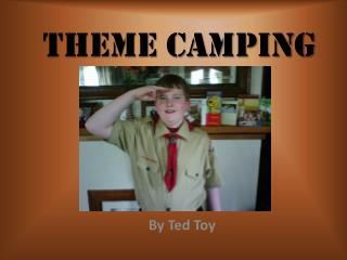 Theme Camping