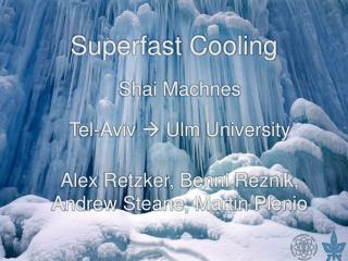 Superfast Cooling