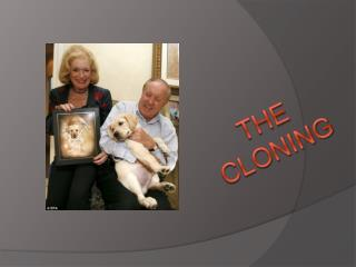 THE CLONING