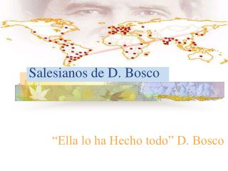 Salesianos de D. Bosco